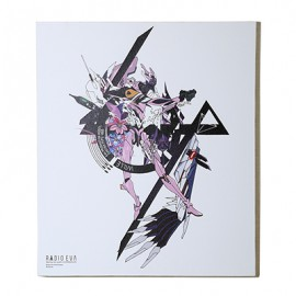 EVA Canvas Art (illustration)8号機(KENTA KAKIKAWA)