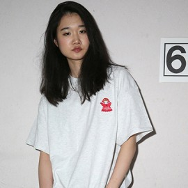 PUPPET Collection BIG T-Shirt (グレー)
