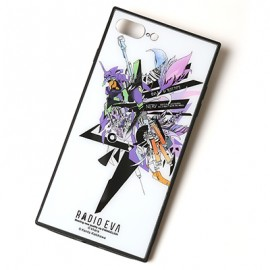 EVANGELION iPhone6/6s/7/8 GLASSCASE by Gizmobies (初号機(KENTA KAKIKAWA))