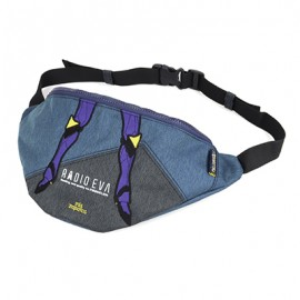 EVANGELION Bicolor Body Bag by mis zapatos (パープル(13号機))