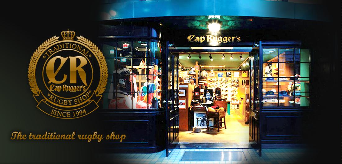 CapRugger'sの実店舗の外観