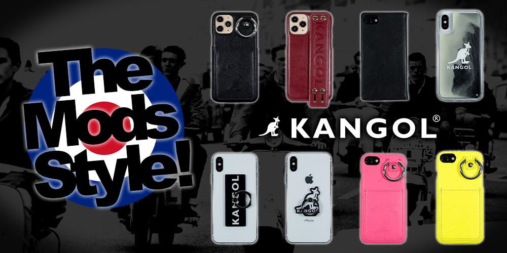 Mods in the UK KANGOL