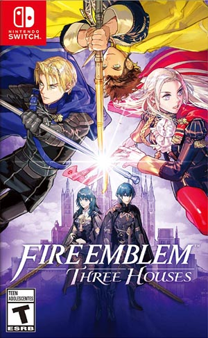 (NS)Fire Emblem: Three Houses (北米版)