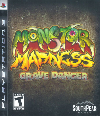(中古PS3海外)Monster Madness: Grave Danger (北米版)