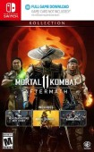 (NS)Mortal Kombat 11: Aftermath Kollection (北米版) ※DLコードのみ