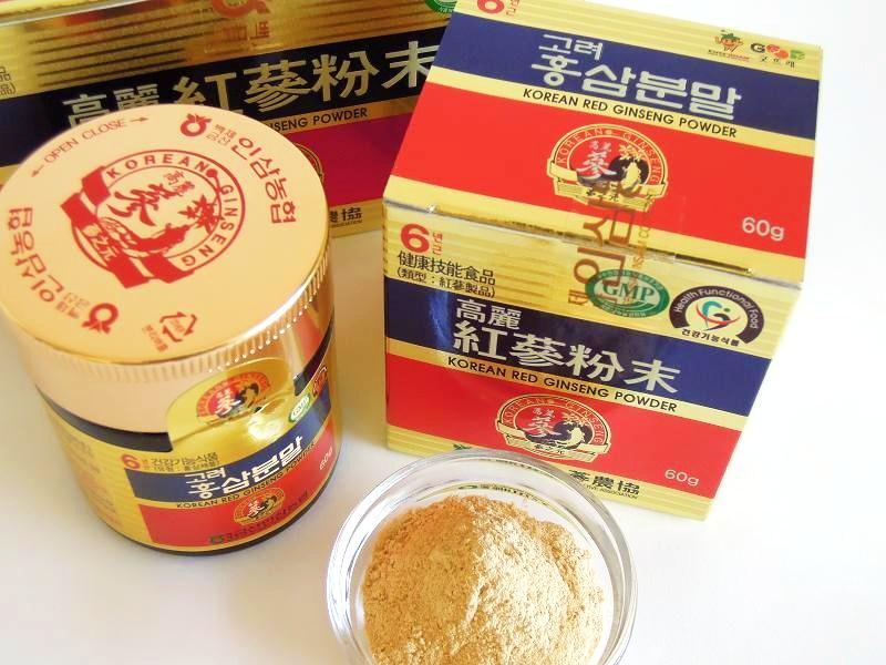 高麗人参(紅参)の濃縮液 エキス